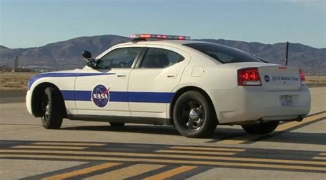 Ride Along With Nasa's 120-mph Chase Charger