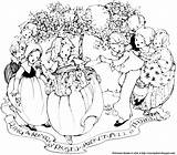 Ring Posies Roses Pocket Round Rhyme Chant Circle Coloring Dance Popular Fall Ago Around Children Years sketch template