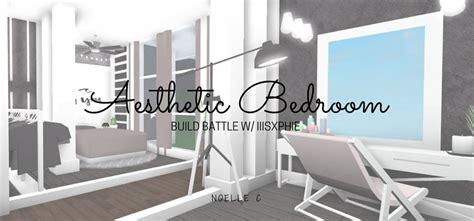 noelle   twitter bloxburg aesthetic bedroom