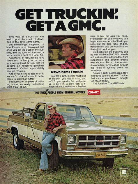 grabowsky madness  classic gmc ads  daily drive