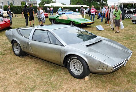 Alfa Romeo 1969 by 1969 Alfa Romeo Iguana Concept Supercars Net