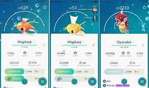 Pokemon Go Iv Berechnen : c mo conseguir el gyrados rojo en pok mon go newesc ~ Themetempest.com Abrechnung