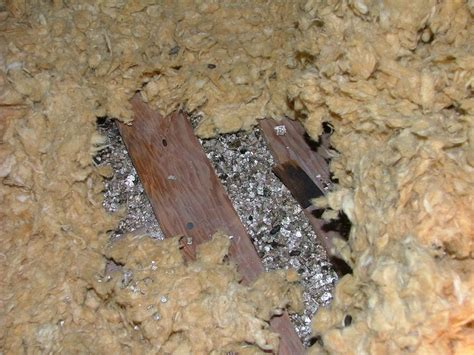 vermiculite attic insulation asbestos racine home