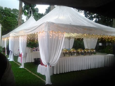din supplier canopy catering kanopi  khemah  hulu