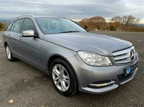 For stopping power, the w204 class c 220 cdi braking system includes vented discs at the front and discs at the rear. 2013 MERCEDES C-CLASS C220 CDI BLUEEFFICIENCY EXECUTIVE SE ...