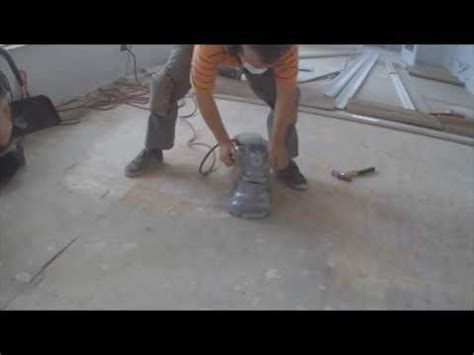 prepping a plywood subfloor for hardwood or laminate