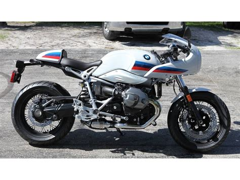 Bmw R Nine T Racer Image by 2017 Bmw R Nine T For Sale 80 Used Motorcycles From 12 740