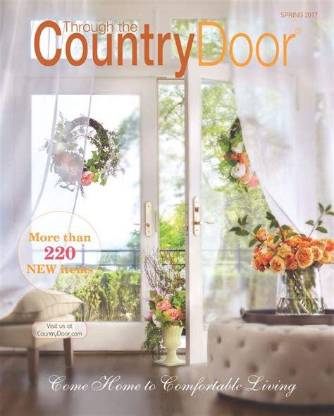 home interiors catalog request a free through the country door catalog