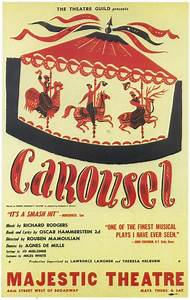 Carousel (Broadway) Movie Posters From Movie Poster Shop