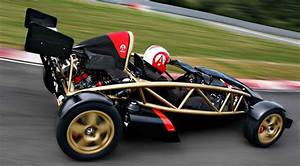Ariel Atom V8  2010  First Official Pictures By Car Magazine