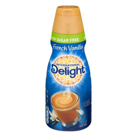 1 creamer (13 ml) servings per container 24. Save on International Delight Sugar Free Gourmet Coffee Creamer French Vanilla Order Online ...