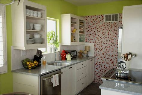 Simple Small Kitchen Decorating Ideas  Kitchen Decor