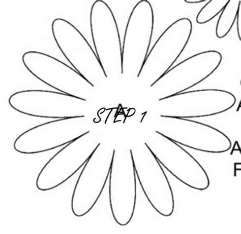 Burlap Flower Template by How To Make Burlap Sunflower Simple Craft Ideas