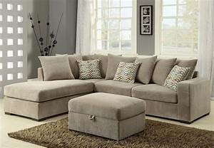 Modern reversible sectional sofa with chaise chenille for Sectional sofa reversible chaise living room furniture