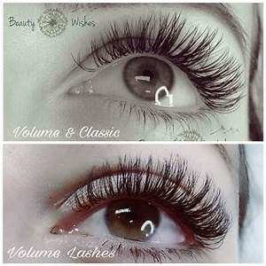 Volume & Classic Lash Mix and Volume Lashes at www ...