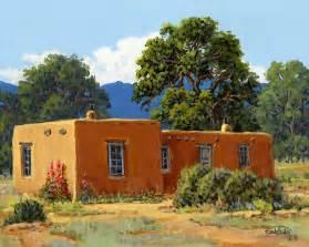 southwestern style house plans new mexico adobe by randy follis