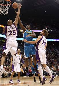 Vince Carter Pictures - New Orleans Hornets v Phoenix Suns ...