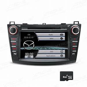 2 Din Radio Navi : for mazda 3 2010 2011 2012 2013 8 2din car dvd player gps ~ Jslefanu.com Haus und Dekorationen