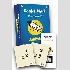 Additionflashcards #2221  Rocket Math