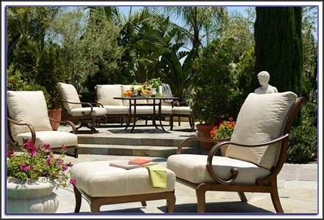 mallin patio furniture mallin patio furniture replacement cushions patios