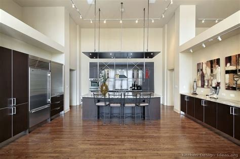 Image Result For Contemporary Kitchen Design High Ceiling