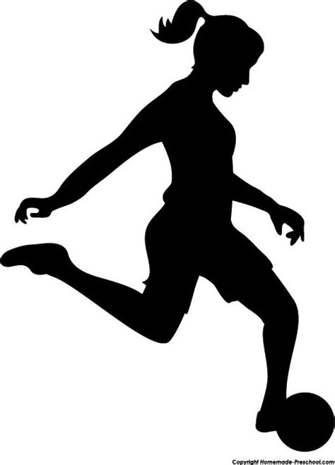 soccer team clipart black and white soccer player silhouette cpa silhouette soccer