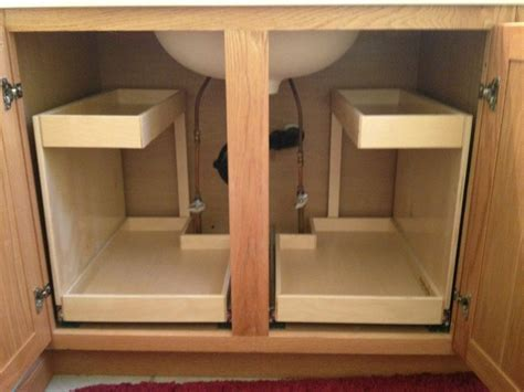 Pull Out Cabinet Shelves Design Ideas ? Home Ideas