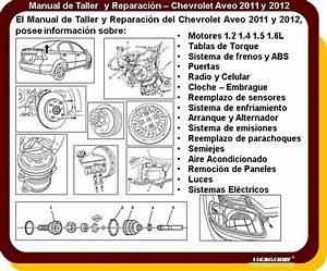 Chevrolet Aveo Manual Taller Reparacion Diagramas 10