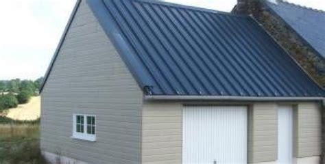 toiture bac acier isolé prix toit bac acier isol 195 169