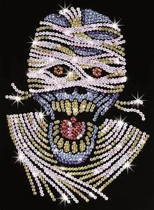 Sequin Art Pin It Mummy Craft Kit 1129
