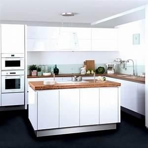 Découpe De Verre Sur Mesure : cr dence de cuisine quel mat riau choisir marie claire ~ Dailycaller-alerts.com Idées de Décoration