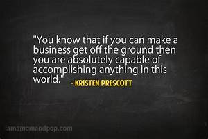 Quotes About Small Business Success. QuotesGram