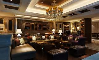 the luxurious rooms design classical luxury living room interior design 3d rendering