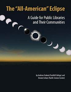 The  U0026quot All American U0026quot  Eclipse Guide Lesson Plan For 3rd