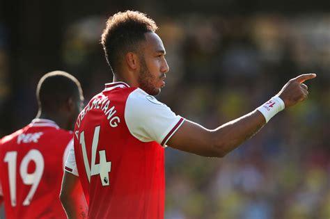 David Ornstein provides Aubameyang-Arsenal contract update ...