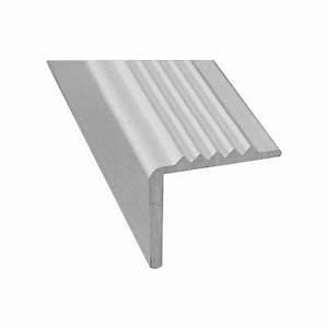 Nez De Marche Carrelage Exterieur : nez de marche alu anodis incolore 20 x 17 5 mm 2 m ~ Dailycaller-alerts.com Idées de Décoration