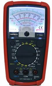 Tp7244 Manual Book   It Is A Great Multimeter With Light