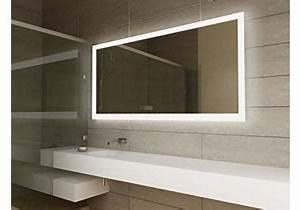 miroir salle de bain acheter miroirs salle de bain en With miroir moderne salle de bain