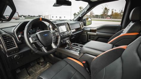 ford raptor interior 2017 ford f 150 raptor interior and exterior