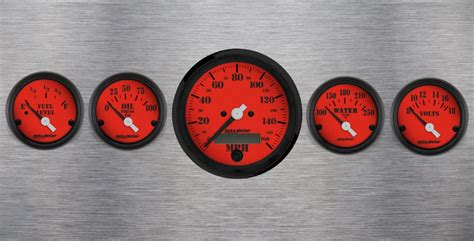 Make It Uniquely Yours With Auto Meter Custom Gauges Rod