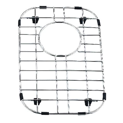 sink grid home depot yosemite home decor 9 in x 14 in stainless steel sink