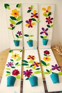 1000 idees sur le theme pots de fleurs sur pinterest With idee de terrasse exterieur 9 decoration de paques avec ballons et ficelle idees