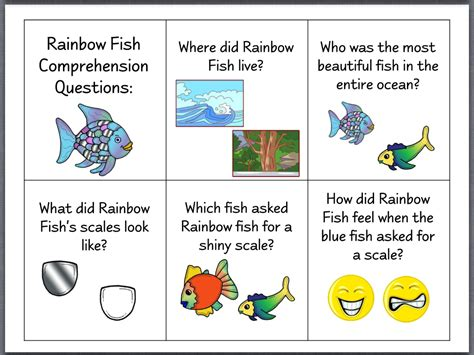 let s talk the rainbow fish speech stuff