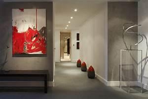 Urban Penthouse Hallway - Modern - Hall - London - by