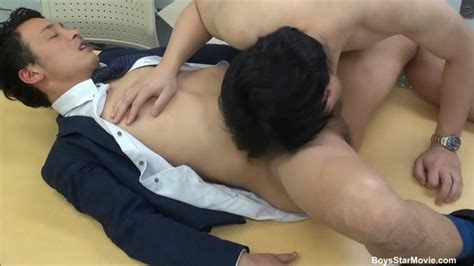 japanese guy gives head at the office gay tube videos gaydemon