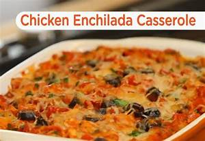 Cooking with Cans Chicken Enchilada Casserole (video