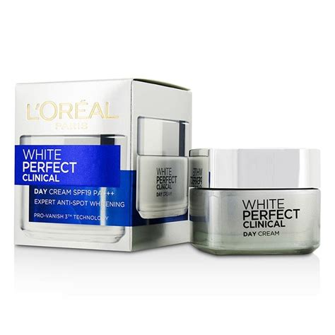 L Oreal White l oreal white clinical day spf19 pa the