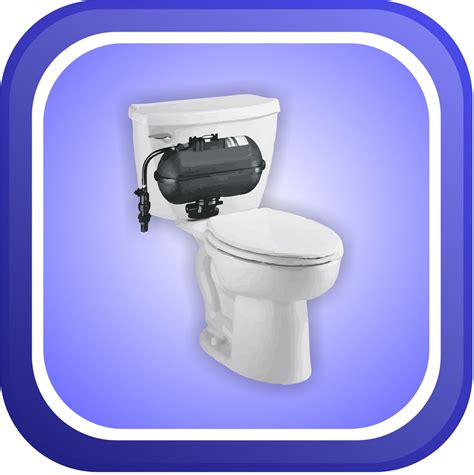 Factory Direct Plumbing Supply  Pressure Assisted Toilet