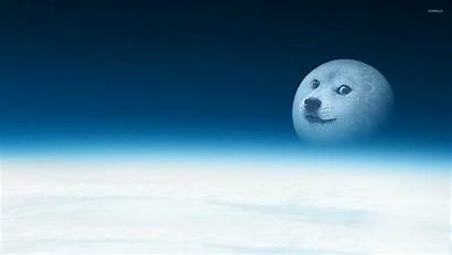 Meme Doge Wallpapers Memes Moon Mean Obsessed