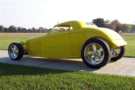 1933 Ford Speedstar Roadster 180654